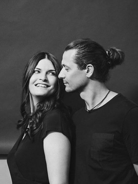Silvia and Markus