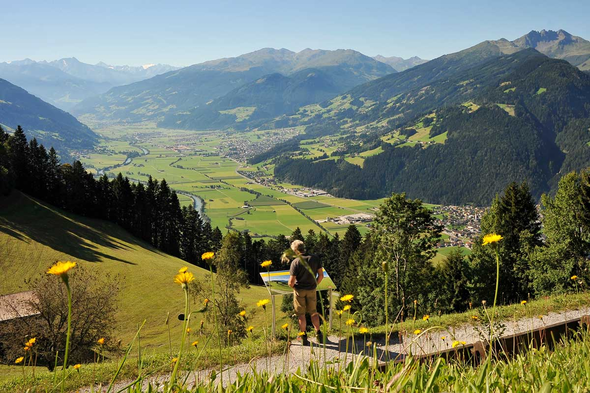 Summer in the Zillertal