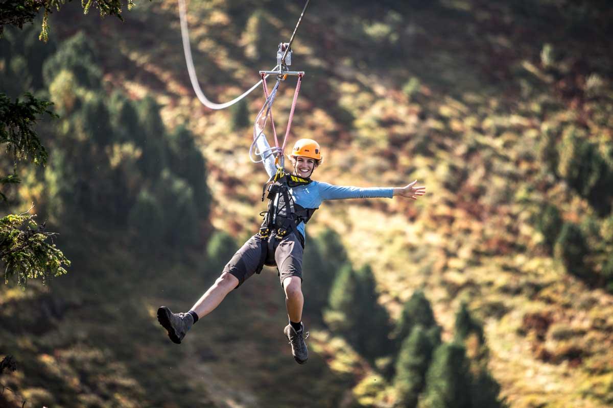 Spieljoch Klettergarten